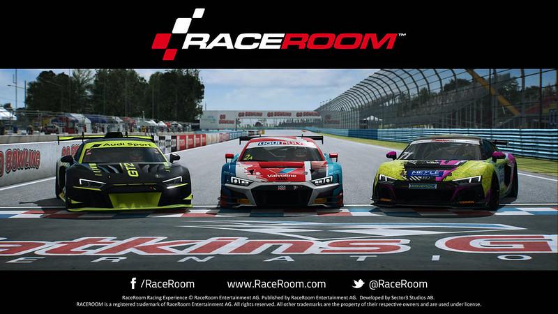 RaceRoom December 2020 Update