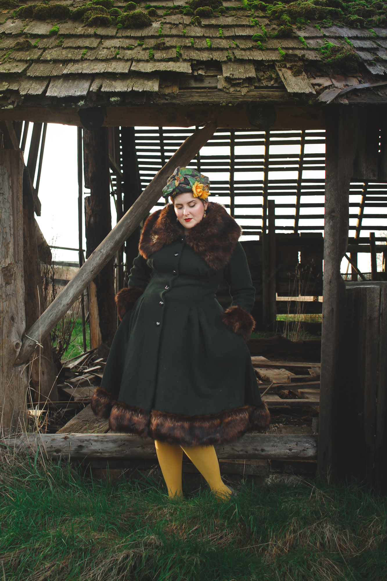 Collectif Pearl Coat