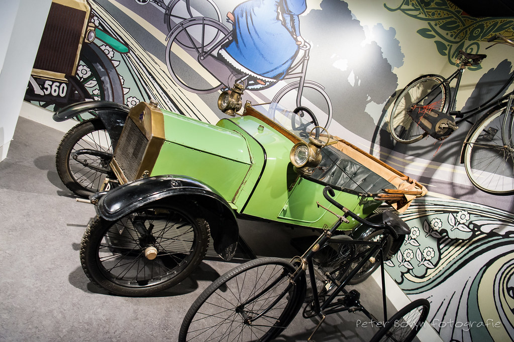 Swift Cyclecar - 1913
