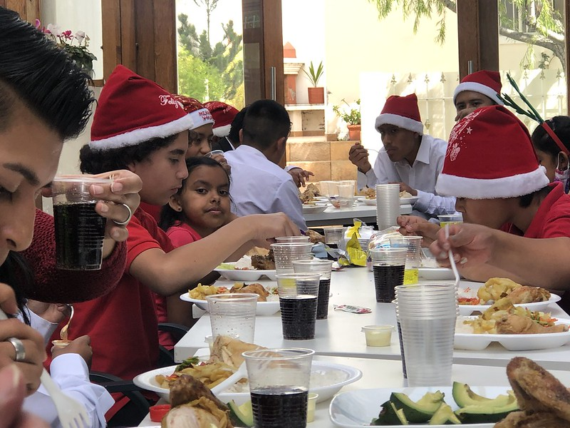 Navidad: dulces & comida