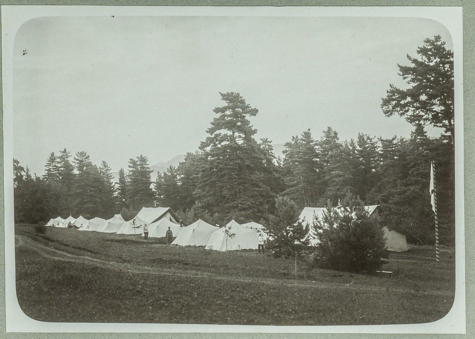 15. Летний лагерь