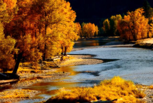 Fall in Princeton BC