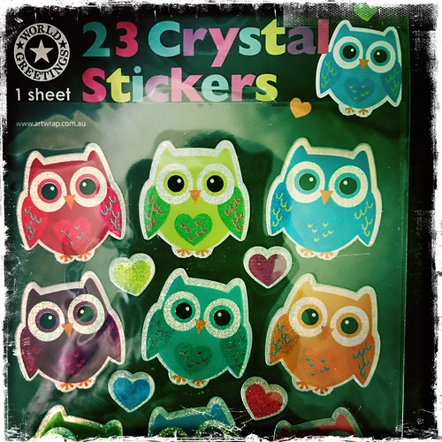 Crystal Stickers | by Rantz