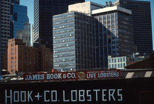 James Hook & Co. Lobsters
