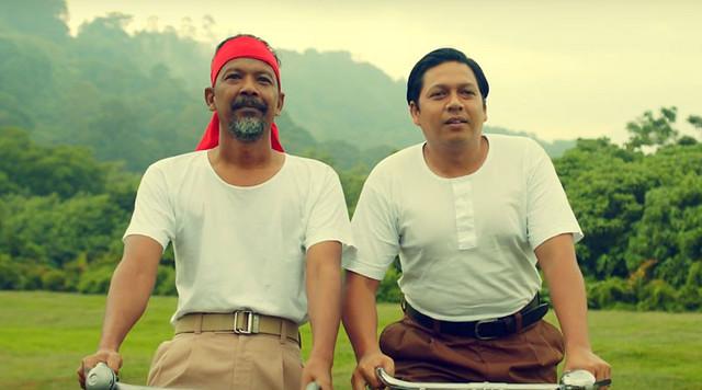 Filem SUATU KETIKA Lakonan Pekin Ibrahim Bakal Ditayangkan di Netflix