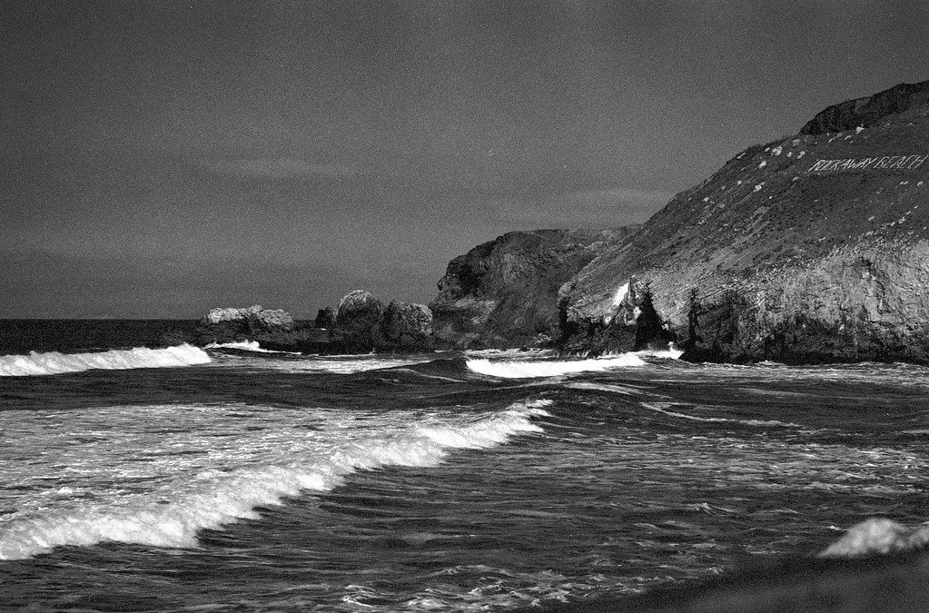 Rockaway Beach, Pacifica CA