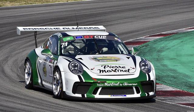 Porsche 991 GT3 / Pierre Martinet / FRA / Martinet de Almeras