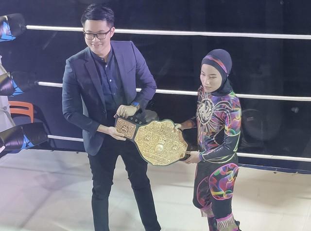 Elizabeth Tan Teruja Belajar Gusti Demi Menjayakan Watak dalam Filem GILA GUSTI