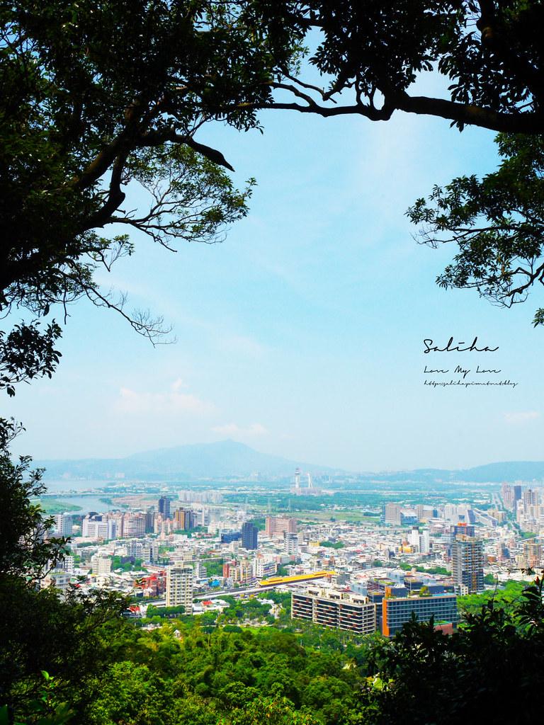 台北搭捷運可到步道登山踏青劍潭站附近景點推薦一日遊老地方觀機平台 (4)