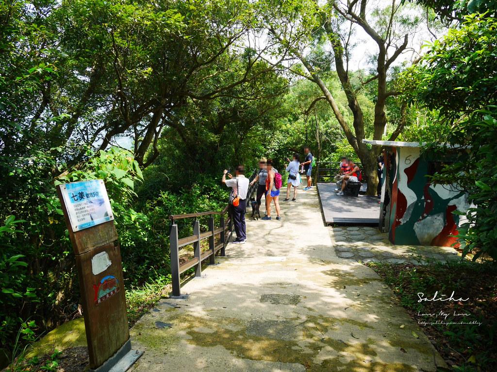 台北景觀登山步道劍潭站士林附近景點可看101好美步道攻略踏青爬山郊遊市區 (6)