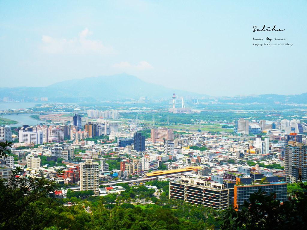 台北搭捷運可到步道登山踏青劍潭站附近景點推薦一日遊老地方觀機平台 (2)