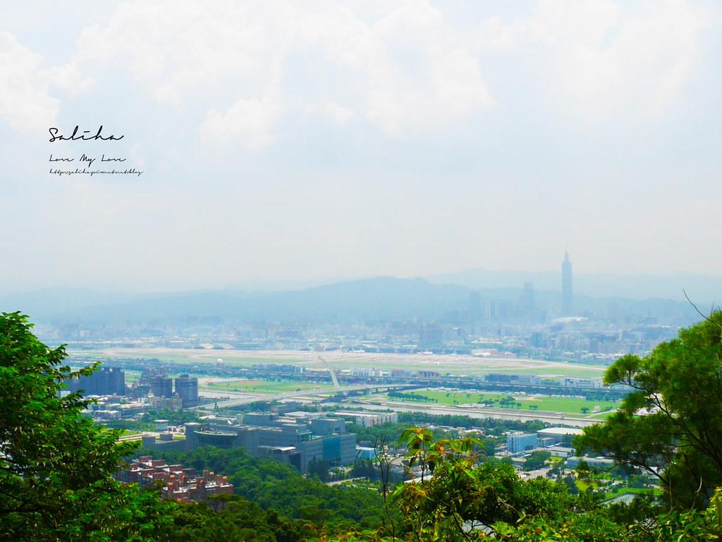 台北景觀登山步道劍潭站士林附近景點可看101好美步道攻略踏青爬山郊遊市區 (3)