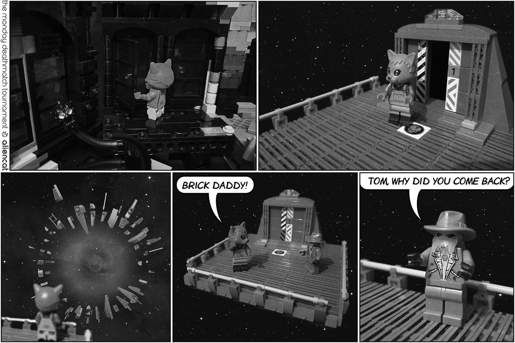 The Monday Deathmatch Tournament - Page 219: Brick Daddy