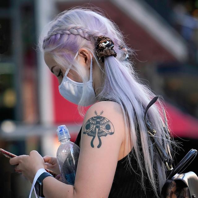 Tattoo - Moth