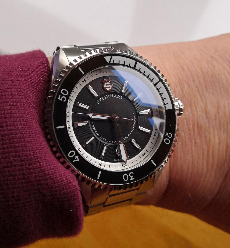 Steinhart 'Ocean 2 Premium'  (Cal ETA 2892-A2)