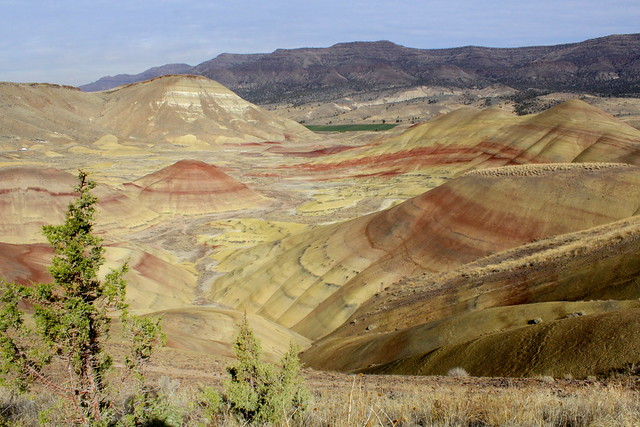 More Painted Hills