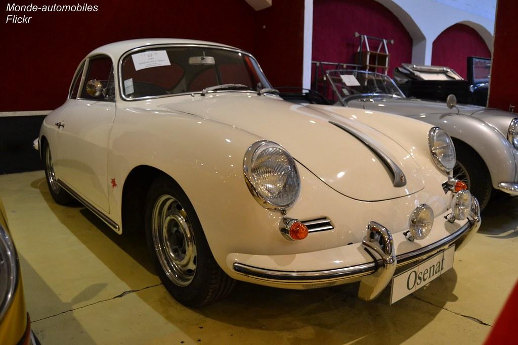 Porsche 356C 1600S 1964