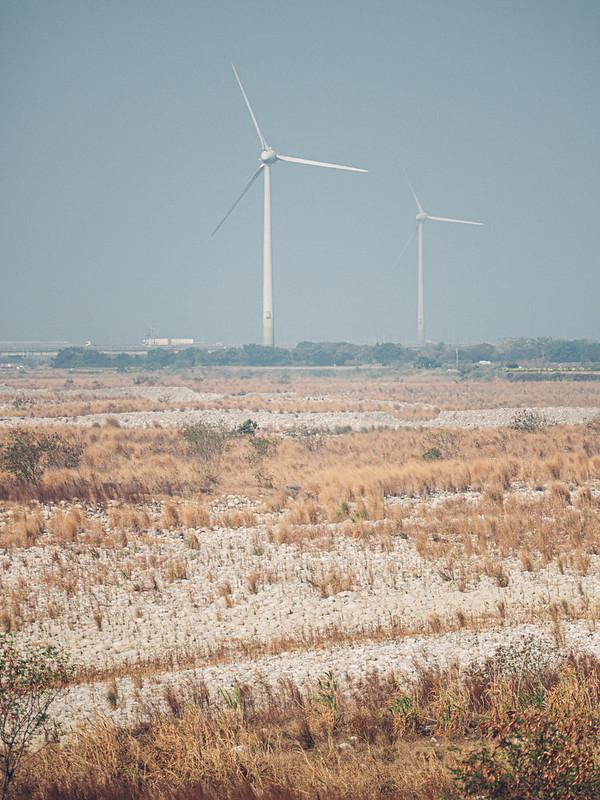 外埔風電 Wind power