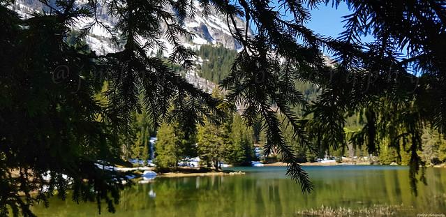 Lac du Poursollet - Alpes