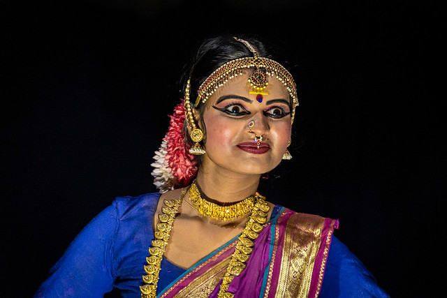 Dancer - India - Cochi - 4959
