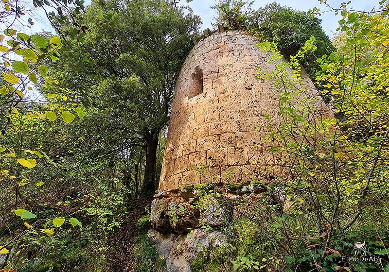 Restos de la Ermita de San Mamés