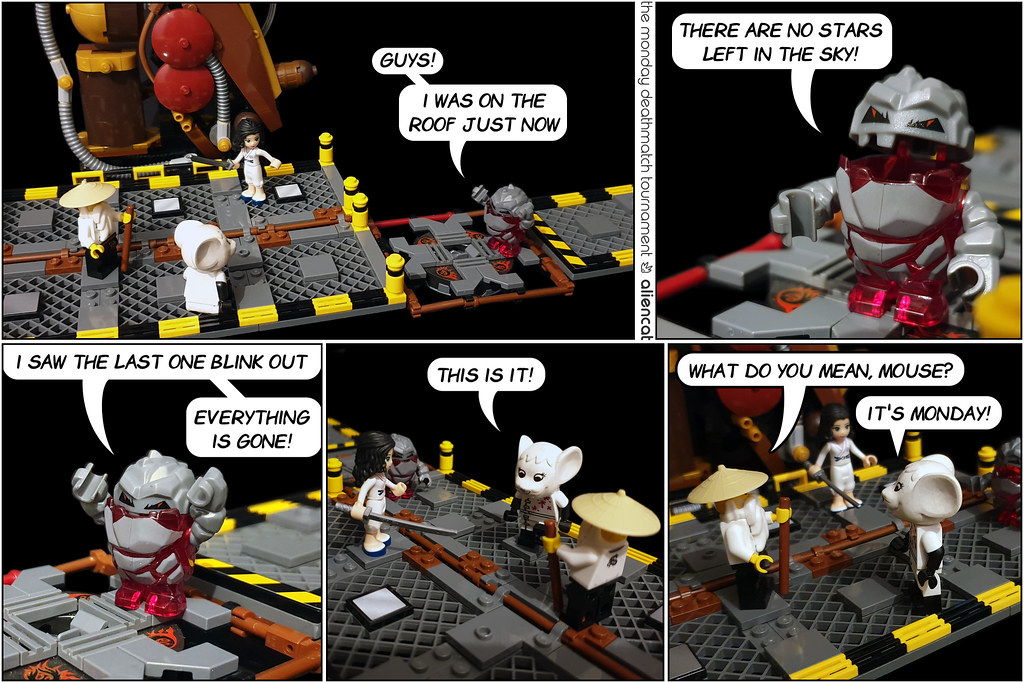 The Monday Deathmatch Tournament - Page 214: This is it!