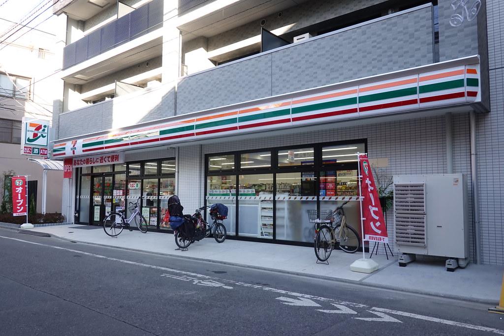 セブンイレブン(椎名町)