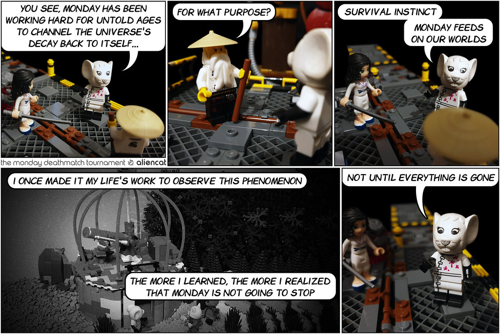 The Monday Deathmatch Tournament - Page 215: Monday
