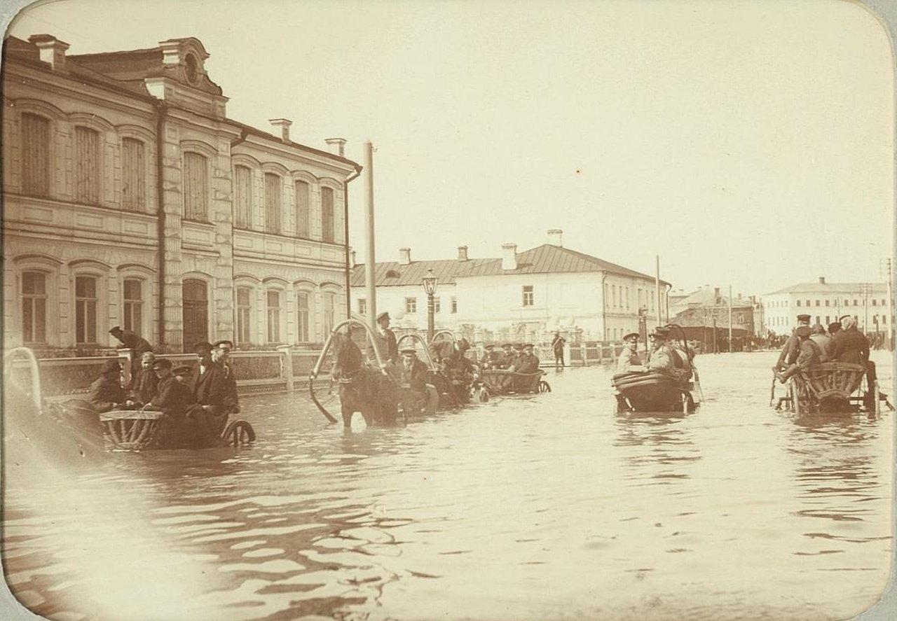 Наводнение 15-17 апреля 1895 года в Москве