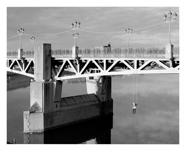 The Garonne river in Toulouse #18