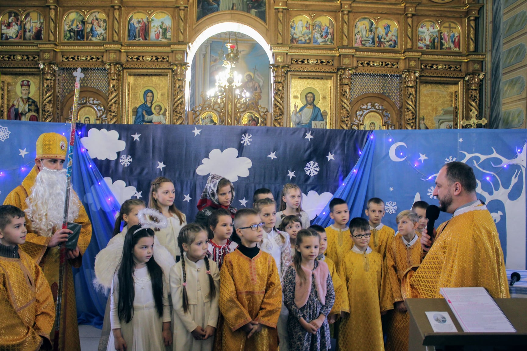 Ucrania - Fiesta de San Nicolás