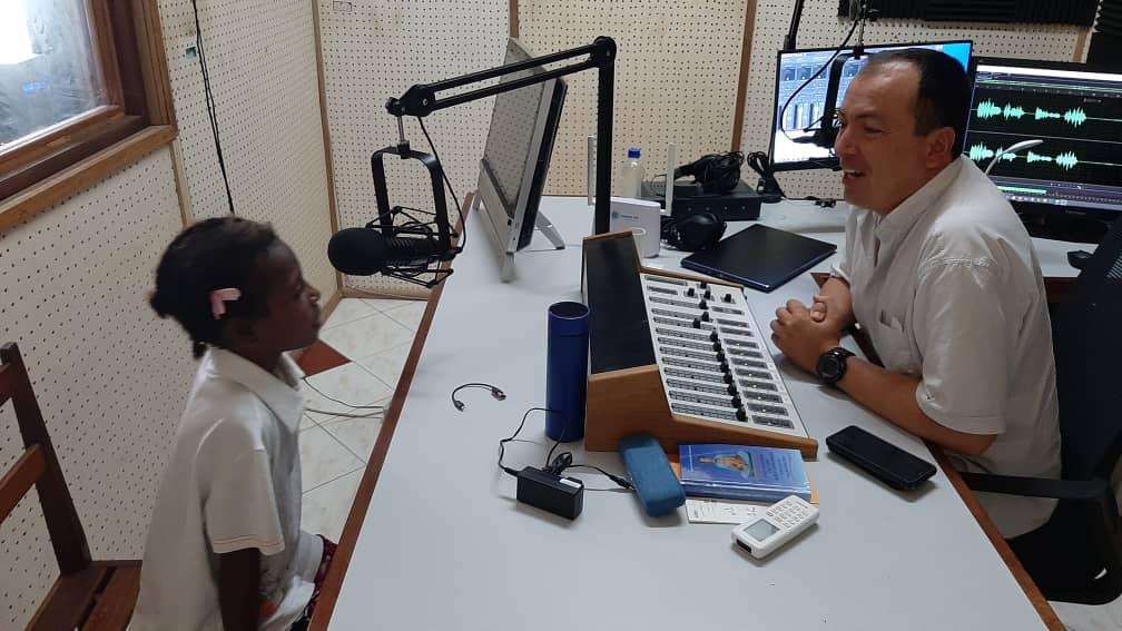 Papúa - Radio Maria desde tierra papuana
