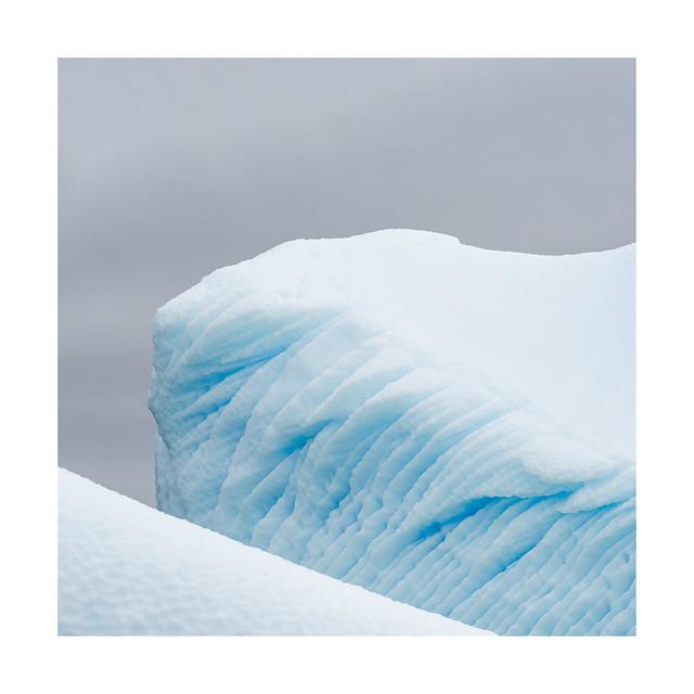 Iceberg Detail III