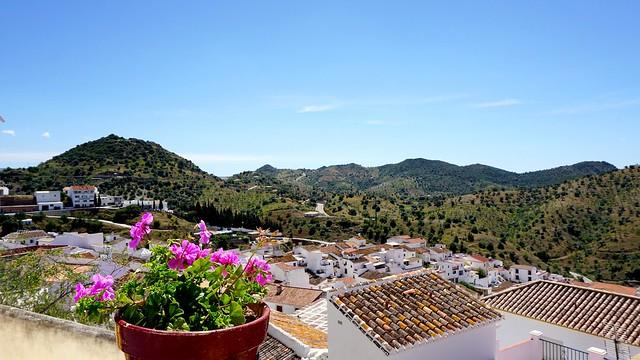 Vistas desde Almogía!!!