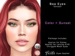 Tville - Bea Eyes *sunset*