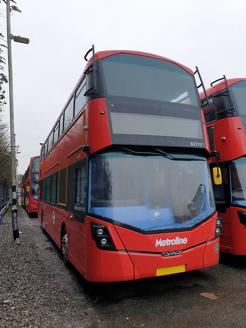 *NEW* Hydrogen FCEV bus - ML WHD2710