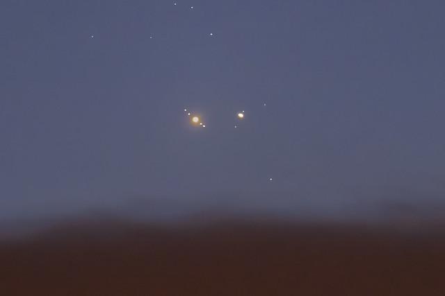 Star of Bethlehem  / Great Jupiter Saturn Conjunction 2020