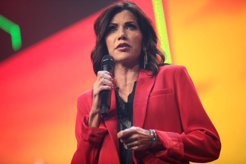 """Governor Kristi Noem: """"Every Child, Born and Unborn, Has a Right to Life"""""""