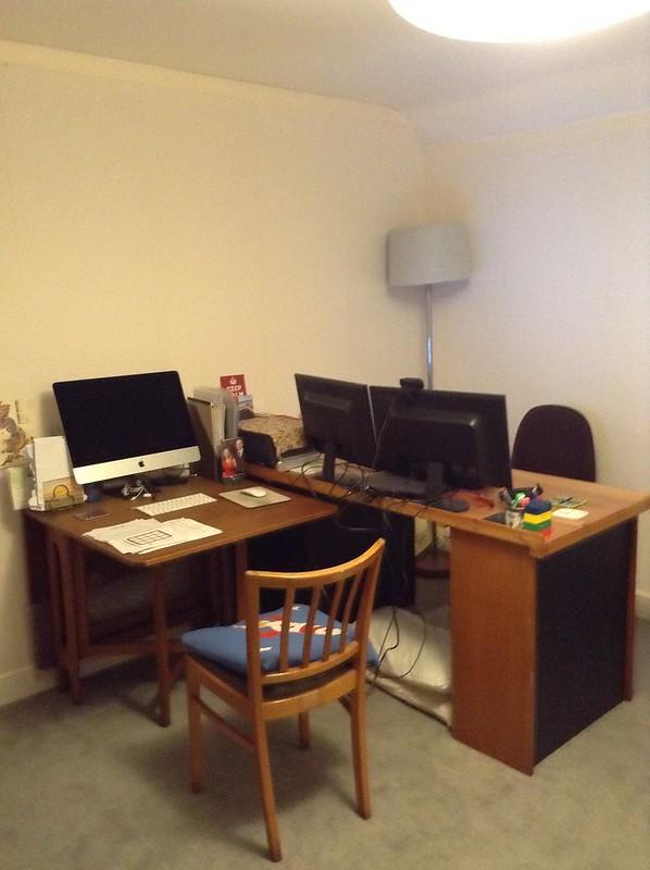 Work Desk & Play Desk