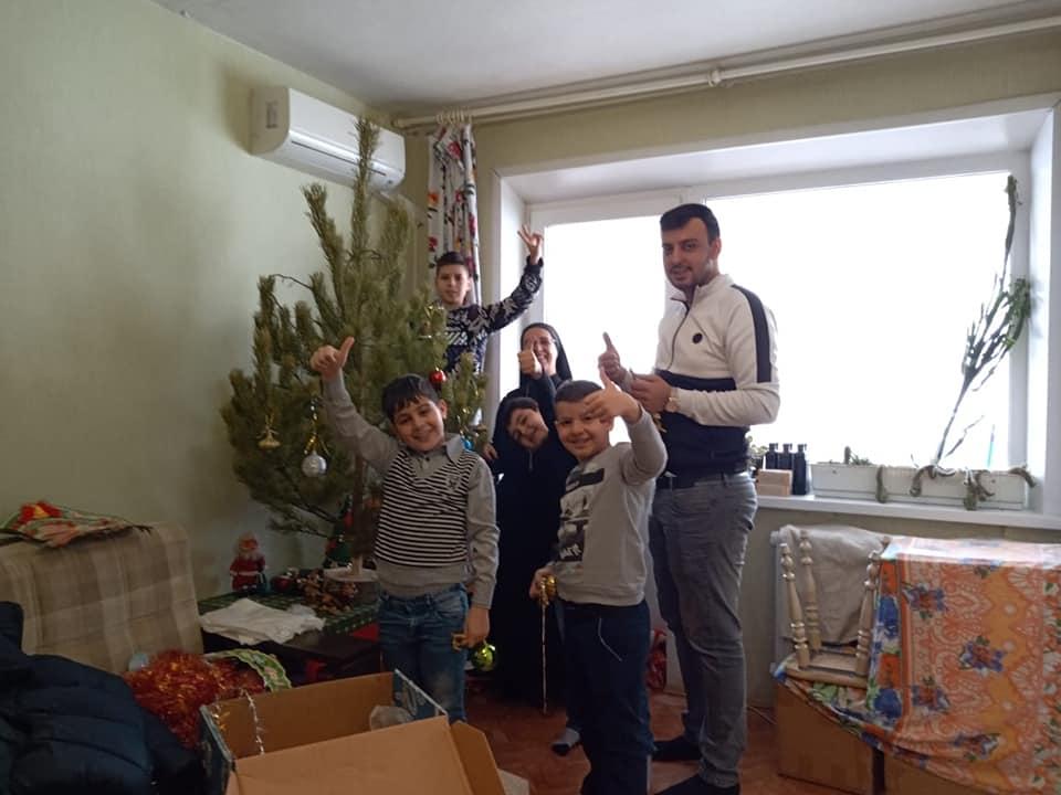 Rusia - Preparación para Navidad en Ulyanovsk