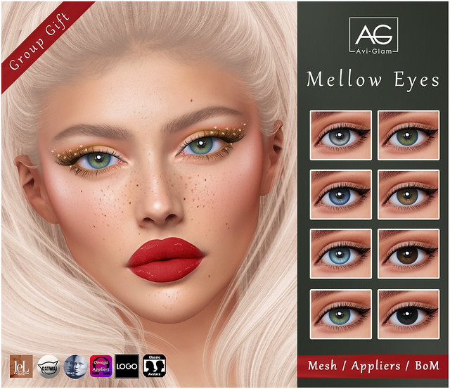 Mellow Eyes (Group Gift)
