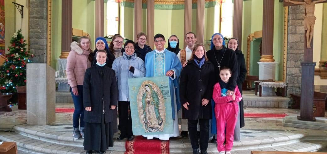 Albania - Fiesta de Nuestra Señora de Guadalupe