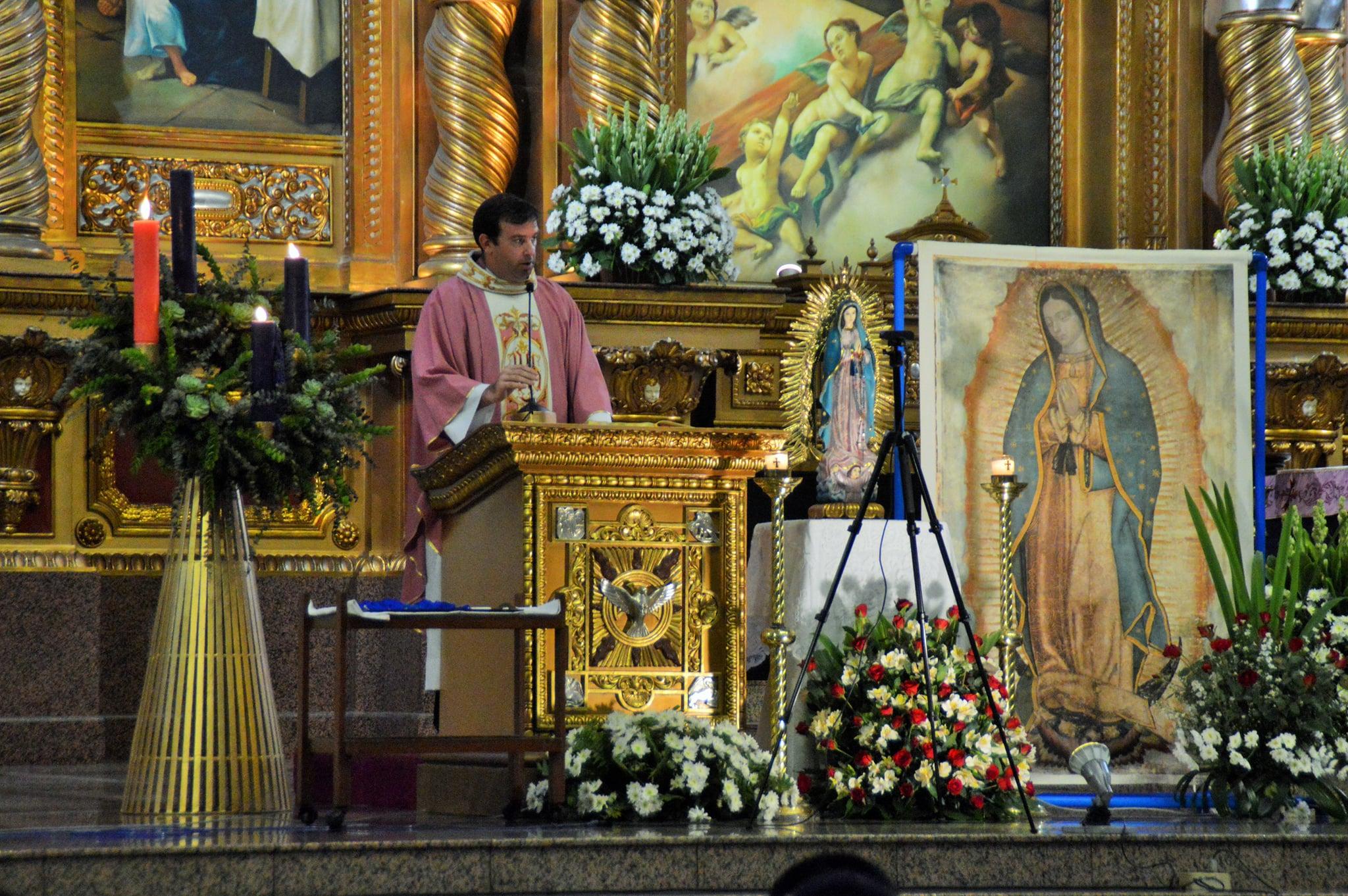 Filipinas - Fiesta de Nuestra Señora de Guadalupe