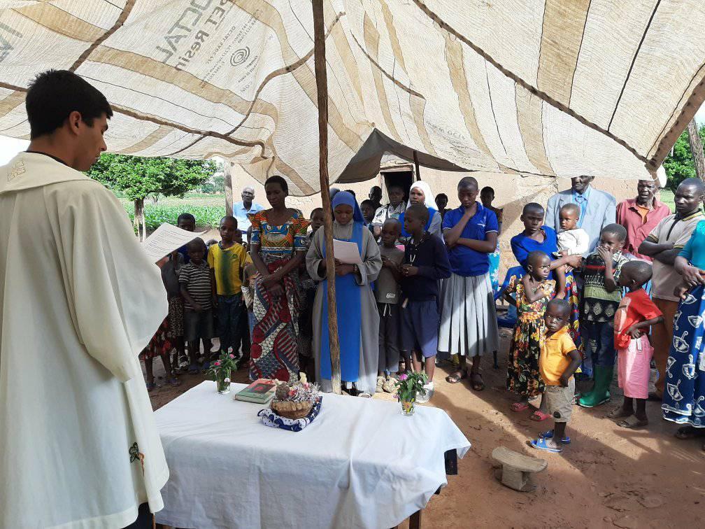 Tanzania - Novena de Navidad
