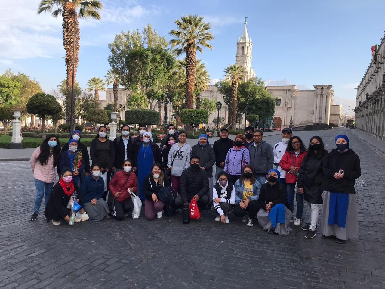 Perú - Apostolado de la Caridad con la Tercera Orden Seglar de Arequipa