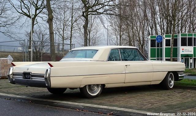 Cadillac Coupe de Ville 1964