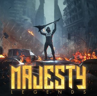 Album Review: Majesty - Legends