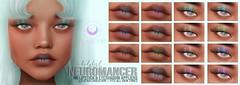 Ladybird. // Neuromancer Lipstick & Eyeshadow @ Planet29 ♥