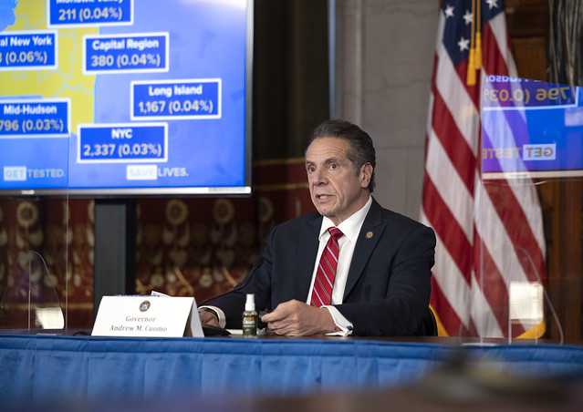 Governor Cuomo Holds Briefing on COVID-19 Response - 12/23