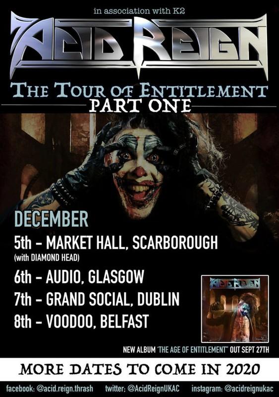 Acid Reign Tour